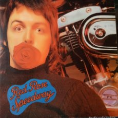 Discos de vinilo: TRES ALBUMES PAUL MCCARTNEY AND WINGS. Lote 124286771