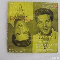 Discos de vinilo: ELVIS PRESLEY CON THE JORDANAIRES, EP EDICION ESPAÑOLA 1962 RCA VICTOR. Lote 124289859