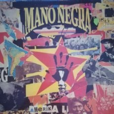 Discos de vinilo: MANO NEGRA, AMERIKA PERDIDA, LP. Lote 124404662