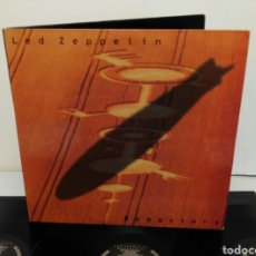 Discos de vinilo: LED ZEPPELIN REMASTERS 1990 TRIPLE LP. Lote 124410622