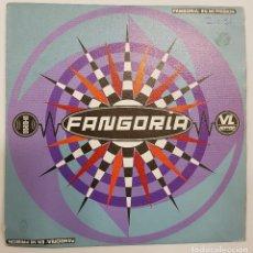 Discos de vinilo: FANGORIA - EN MI PRISION - SG - ED ESPAÑOLA 1990. Lote 124418667