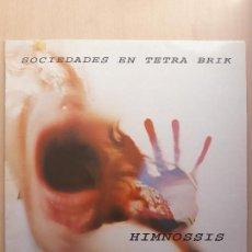 Discos de vinilo: SOCIEDADES EN TETRA BRIK- HIMNOSSIS- LP TETRA 1991. Lote 124438307