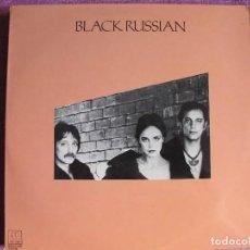 Discos de vinilo: LP - BLACK RUSSIAN - SAME (POP ROCK, SOUL, DISCO) (SPAIN, MOTOWN RECORDS 1981). Lote 124443247