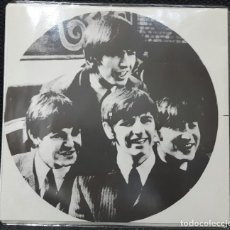 Discos de vinilo: BEATLES - VANCOUVER 1964 - INTERVIEWS - SINGLE TEST PRESSING - UK - PAUL MCCARTNEY- JOHN LENNON. Lote 124443439