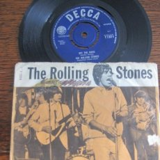 Discos de vinilo: THE ROLLING STONES `LITTLE RED ROOSTER` 1964 DECCA UK.. Lote 124400439