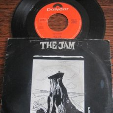 Discos de vinilo: THE JAM `FUNERAL PYRE´. Lote 124409287