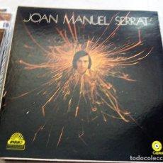 Discos de vinilo: JOAN MANUEL SERRAT : MI NIÑEZ, MEXICO. Lote 124455107