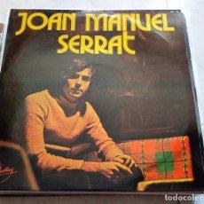 Discos de vinilo: JOAN MANUEL SERRAT : LA PALOMA, FRANCIA. Lote 124455755