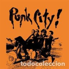 Discos de vinilo: PUNK CITY - SINGLE REEDICION 2018. Lote 124495499