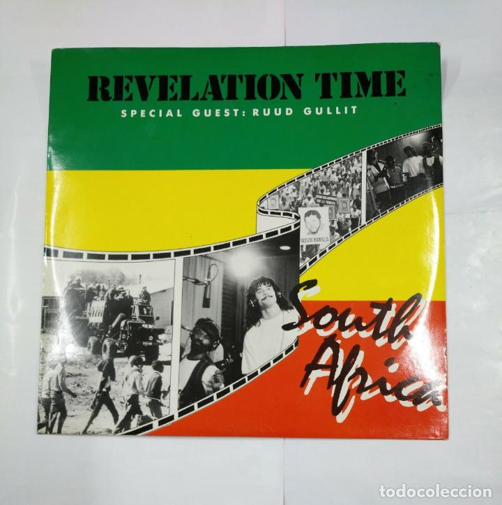 REVELATION TIME. SPECIAL GUEST: RUUD GULLIT. SOUTH AFRICA. MAXI-SINGLE. TDKDA26 (Música - Discos de Vinilo - Maxi Singles - Étnicas y Músicas del Mundo)