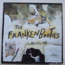 Discos de vinilo: LP VINILO THE FRANKENBOOTIES GOBBLE DE GOOK ELEFANT RECORDS. Lote 124513271