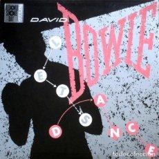 Discos de vinilo: DAVID BOWIE - LET'S DANCE DEMO (MAXISINGLE) RECORD STORE DAY 2018. Lote 124521467