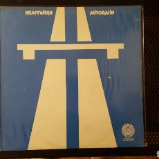 Discos de vinilo: L.P. - KRAFTWERK - AUTOBAHN - UK EDITION - 6360 620 DE LUXE. Lote 124522882