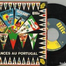 Discos de vinilo: NATERCIA DA CONCEIÇAO - LOURENÇO DE OLIVEIRA EP VACANCES AU PORTUGAL. Lote 124524823