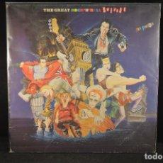 Discos de vinilo: SEX PISTOLS - THE GREAT ROCK 'N' ROLL SWINDLE - LP. Lote 124525907
