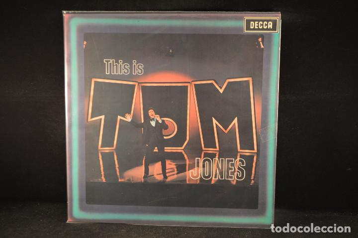 TOM JONES - THIS IS TOM JONES - LP (Música - Discos - LP Vinilo - Pop - Rock - Extranjero de los 70)