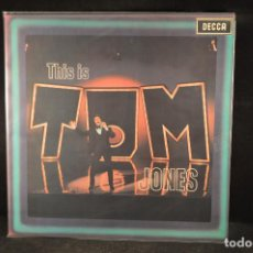Discos de vinilo - TOM JONES - THIS IS TOM JONES - LP - 124526099