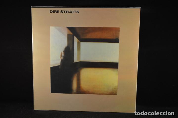 DIRE STRAITS - DIRE STRAITS - LP (Música - Discos - LP Vinilo - Pop - Rock - New Wave Extranjero de los 80)