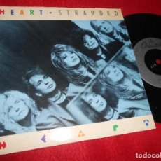 Discos de vinilo: HEART STRANDED/UNDER THE SKY 7'' SINGLE 1990 CAPITOL USA. Lote 124528963