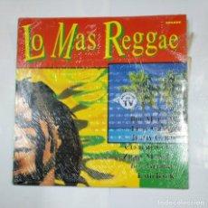 Discos de vinilo: LO MAS REGGAE. - LP.- BOB MARLEY / EDDY GRANT / JIMMY CLIFF... TDKDA26. Lote 124535143