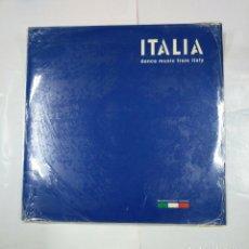 Discos de vinilo: ITALIA.- DANCE MUSIC FROM ITALY. LP. TDKDA28. Lote 124547379