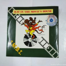 Discos de vinilo: RAT IN THE MOVIE'S HOUSE. J.M.B.I. ENZO PERSUEDER. TDKDA27. Lote 124573139