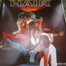 Discos de vinilo: HAIR B.S.O DOBLE LP - EDICION ESPAÑOLA RCA RECORDS 1979 CON ENCARTE - MUY NUEVO (5) -. Lote 124597803