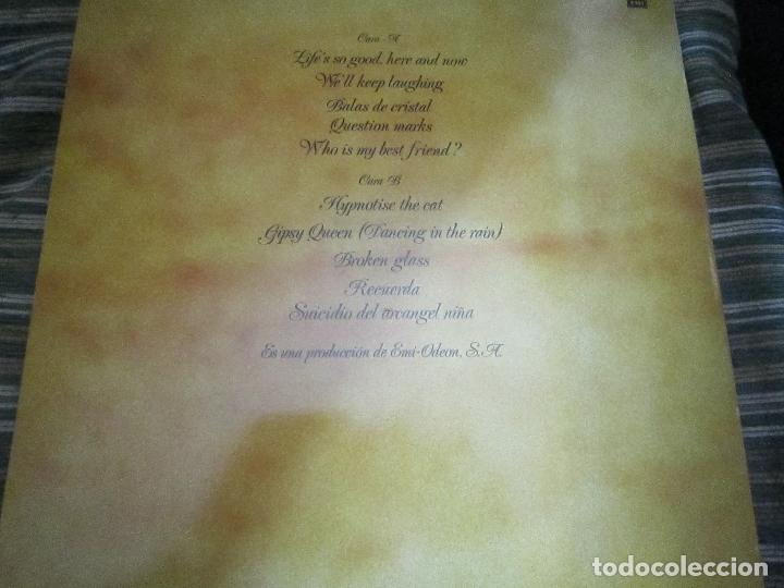 Discos de vinilo: TAM TAM GO - SPANISH ROMANCE LP - ORIGINAL ESPAÑOL - EMI RECORDS 1989 - CON ENCARTE ORIGINAL - Foto 2 - 124616087