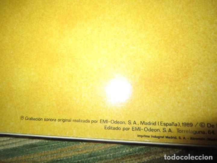 Discos de vinilo: TAM TAM GO - SPANISH ROMANCE LP - ORIGINAL ESPAÑOL - EMI RECORDS 1989 - CON ENCARTE ORIGINAL - Foto 4 - 124616087