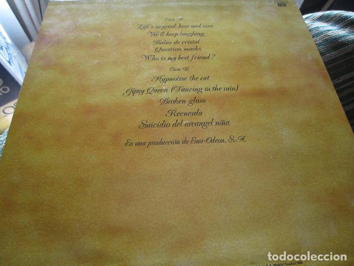 Discos de vinilo: TAM TAM GO - SPANISH ROMANCE LP - ORIGINAL ESPAÑOL - EMI RECORDS 1989 - CON ENCARTE ORIGINAL - Foto 9 - 124616087