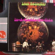 Discos de vinilo: IRON BUTTERFLY- IN-A-GADDA-DA-VIDA. LP.. Lote 124626379