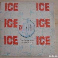 Discos de vinilo: CALYPSO ROSE - COME LEH WE JAM + HER MAJESTY - MAXISINGLE 45 - 1978 ICE. Lote 124650215