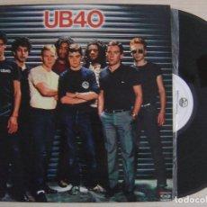 Discos de vinilo: UB 40 - UB 40 - LP ESPAÑOL 1981 - GRADUATE. Lote 124653175