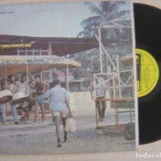 Discos de vinilo: SOLO HARMONITES STEEL ORCHESTRA - HOW YOU SWEET SO! - LP DE BARBADOS 1975 - RA. Lote 124656647