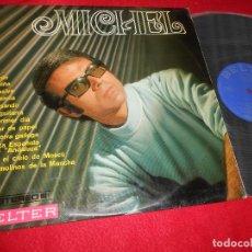 Discos de vinilo: MICHEL LP 1969 BELTER VINILO. Lote 124659675