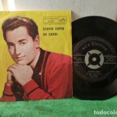 Discos de vinilo: NEIL SEDAKA -STUPID CUPID - OH CAROL -EDICION DE BRASIL. Lote 124676959
