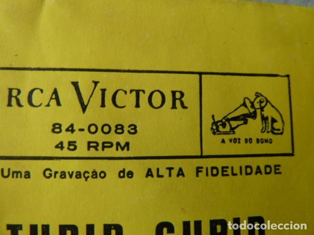 Discos de vinilo: NEIL SEDAKA -STUPID CUPID - OH CAROL -EDICION DE BRASIL - Foto 5 - 124676959