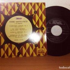 Discos de vinilo: ANDRE KOSTELANETZ Y SU ORQUESTA TAMBOURIN CHINOIS. Lote 124685479