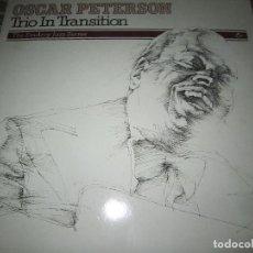 Discos de vinilo: OSCAR PETERSON - TRIO IN TRANSLACION DOBLE LP - EDICION HOLANDESA - MERCURY 1976 - GATEFOLD COVER -. Lote 175358550