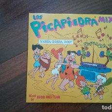 Discos de vinilo: LOS PICAPIEDRA MIX-2 LP. Lote 124793563