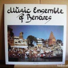 Discos de vinilo: MUSIC ENSEMBLE OF BENARES ---- SAME. Lote 124795327