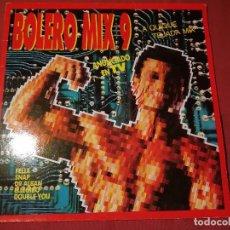 Discos de vinilo: BOLERO MIX 9..2 LPS.. 1992... Lote 124876803