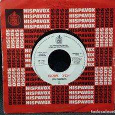 Discos de vinilo: LOS PEKENIKES - CUCHIPE - AFRODITA - SINGLE - PROMOCIONAL - RARO - 1971 - HISPAVOX. Lote 124907995