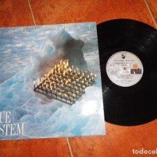 Discos de vinilo: BLUE SYSTEM BODY HEAT LP VINILO DEL AÑO 1988 ESPAÑA MODERN TALKING 10 TEMAS DIETER BOHLEN RARO. Lote 124921323