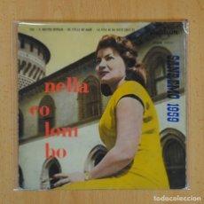 Discos de vinilo: NELLA COLOMBO - TUA + 3 - EP. Lote 124939326