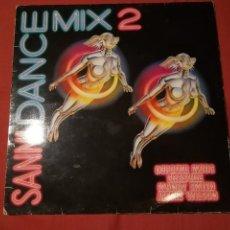 Discos de vinilo: SANNI DANCE MIX 2. Lote 124883263