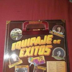 Discos de vinilo: EQUIPAJE DE EXITOS. Lote 124995283