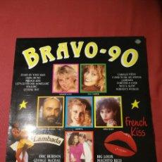 Discos de vinilo: BRAVO-90. Lote 124995759