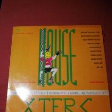 Discos de vinilo: HOUSE X- TER-C.... 2 LPS. Lote 124999519