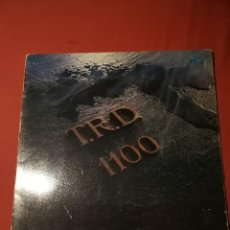 Discos de vinilo: T. R. D. 1100...TIME 1100. Lote 125002719